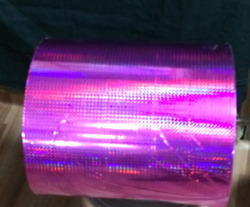 Holographic Diffractive Films Multi color