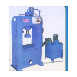 Hydraulic Tile Machine