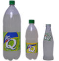 RC Carbonated Soft Drinks (Lemon)