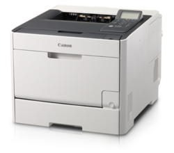 Canon Clour Laser Printer