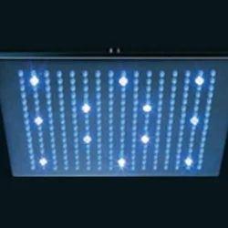 LED Rain Shower Dynamo Controlled