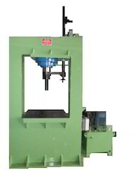 Straightening Hydraulic Press