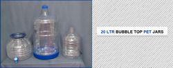 20 Liters Pet Bubble Top Jars