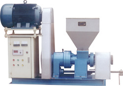 Rice Husk Forming Machine