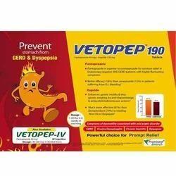 Pantoprazole 40 Mg Itopride 150 Mg Tablets
