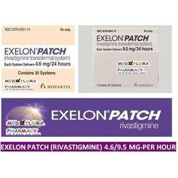 Exelon Patch Rivastigmine
