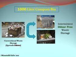 1000 Ltr Compost Bins