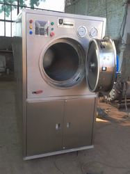 Cylindrical Steam Sterilizers