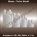 Twin Mouth Containers