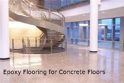 Epoxy Flooring for Concrete