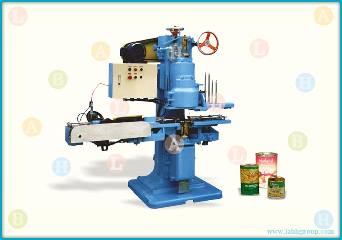 Automatic Metal Can Seaming Equipment