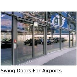 Swing Doors for Airports