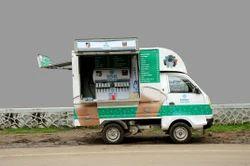 Mobile Soda Fountain Machines 6 plus 2