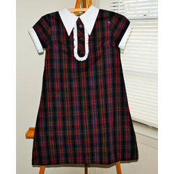 School Uniform Girls Frock
