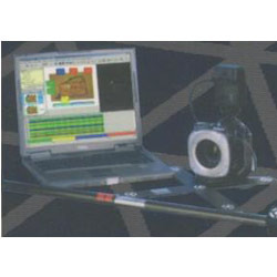 DPA Inspect 3D White Light Scanner