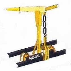 Folding Rail Dolley