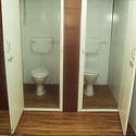 VIP Toilet Bunk House