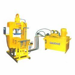 high pressure paver block machines