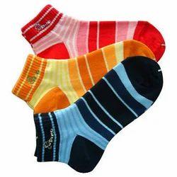 100% Cotton Children Socks
