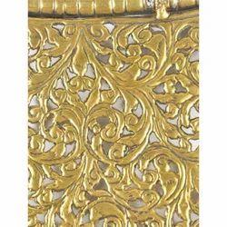 Brass Jali Cutting Works