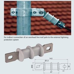 Connection Components for Roof Poles