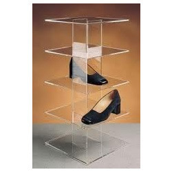 Acrylic Foot Wear Display Stands