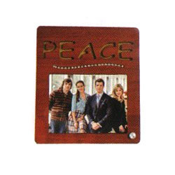 Peace Table Photo Frames
