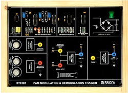 PAM Modulation and Demodulation Trainer - ST8103
