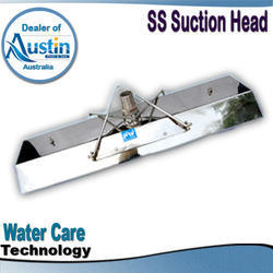 commercial swimming pool suction head