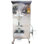 Automatic Twin Track Vertical Pouch Packing Machine with Gravity Filler for Ice-pop