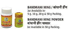 Bandhani Hing