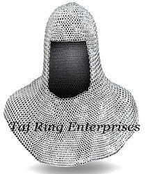 Armor Chain Mail Coif