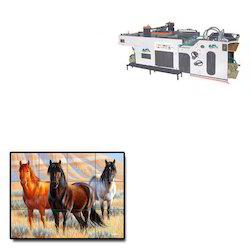 Screen Printing Machine for Tile Printing