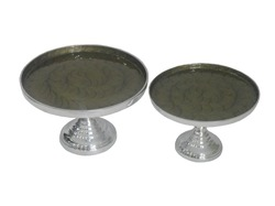 Round Footed Cake Stand