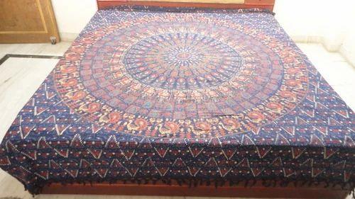 Celtic Pritnted Mandala Bed Sheets