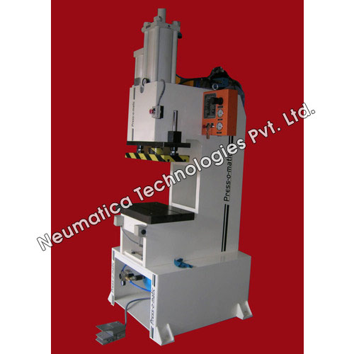Pneumatic Drawing Press