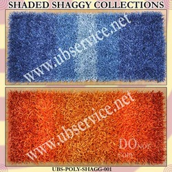 Shaded Shaggy Carpets