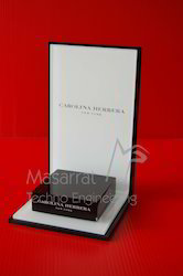 Acrylic - Carolina Herrera Cosmetic Display