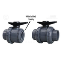 Plastic Control & Safety Valves