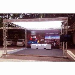 Expo Displays Exhibition Truss