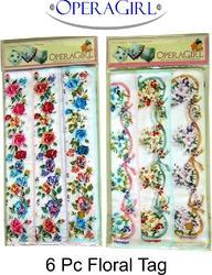 Floral Handkerchiefs