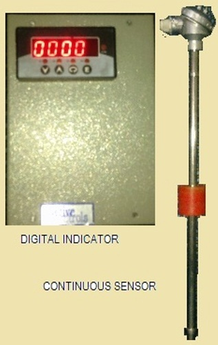Digital Level Indicator (Continuous monitoring)