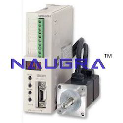 stepper motor with up interface for electrical lab training