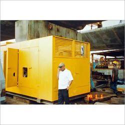 Acoustic Generator Canopies