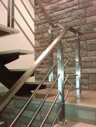 Stainless Steel Handrail Balustrade