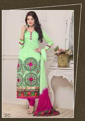 Embroidery Party Wear Suit