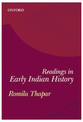 Readings in Early Indian History Book