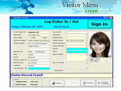 Visitor Management Systems Web Based