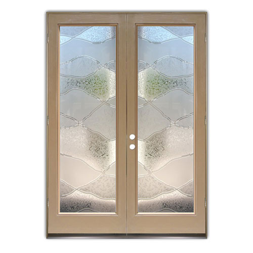 Double Glass Door At Best Price In India
