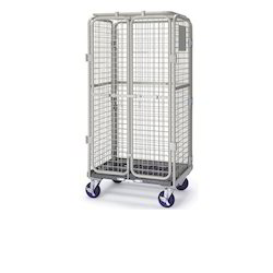 Roll Cage Parcel Trolley